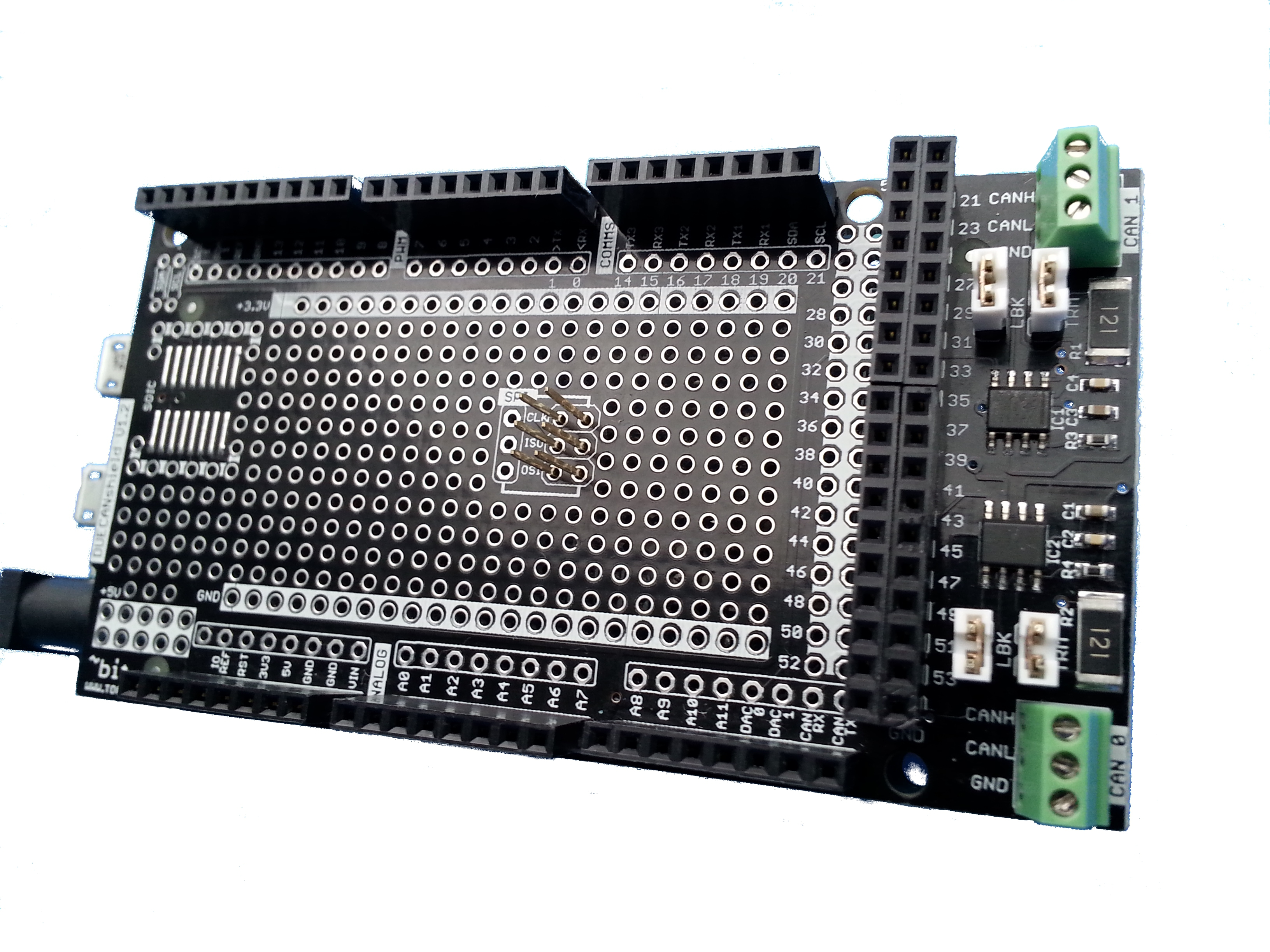 Need CAN bus support for the Arduino DUE? | Togglebit